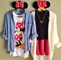 disneyland outfit tumblr - Buscar con Google