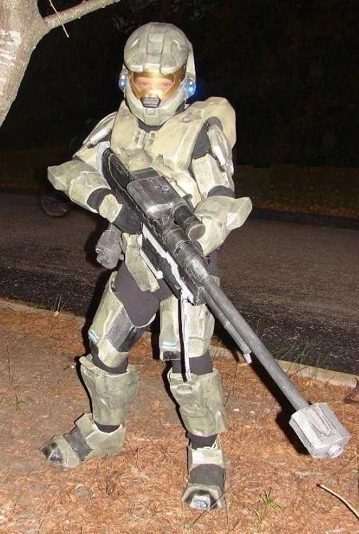 Best 25+ Master chief costume ideas on Pinterest | Halo master ...