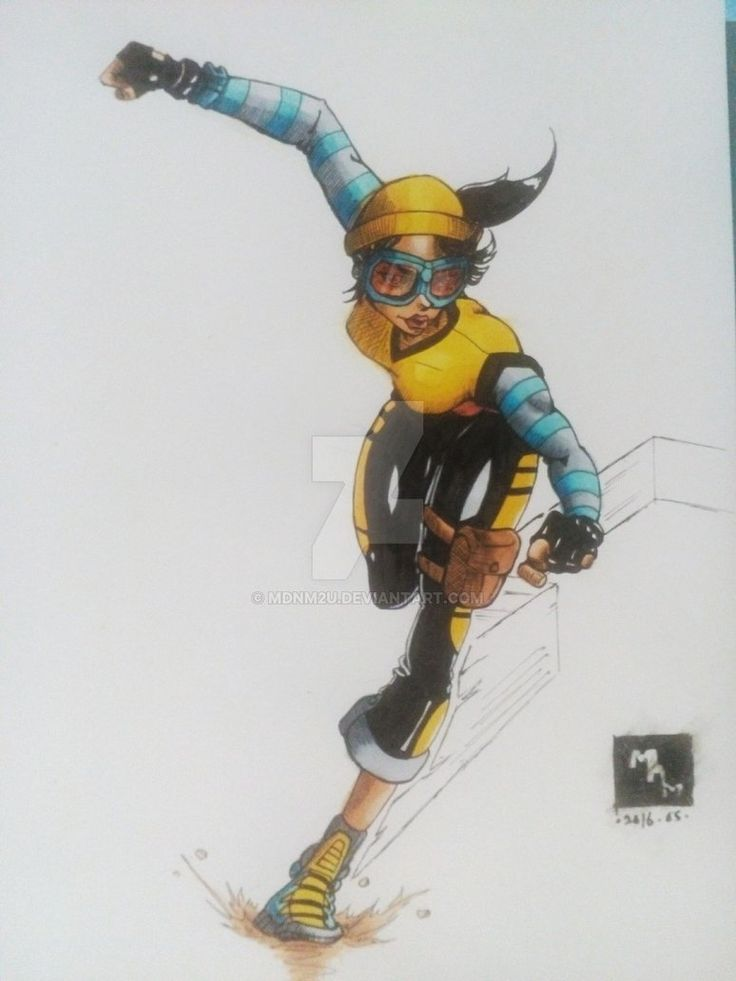 A Valid Attempt Healthy: Teenager Ying Of Boboiboy By Mdnm2u On DeviantArt (With
