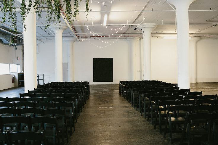 Image 13 - David + Jenna: A minimalist warehouse wedding in Real Weddings.