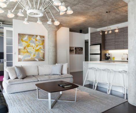 Moderne Minimalistische Wohnzimmergestaltung Ideen Bodenlampe
