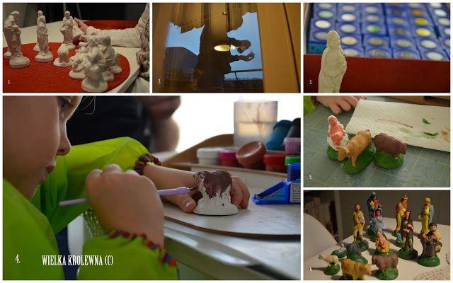 Domowa Szopka - zrób to sam/ Christmas Crib DIY