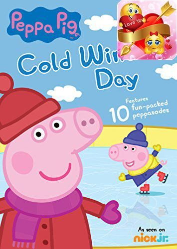 #amazing It's the coldest day of the year, and that means one thing: fun! Grab your hat, scarf, mittens and coat and join #Peppa and her #family and friends as th...