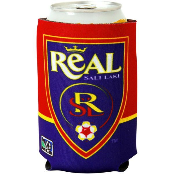 Real Salt Lake WinCraft Can Cooler - $4.01
