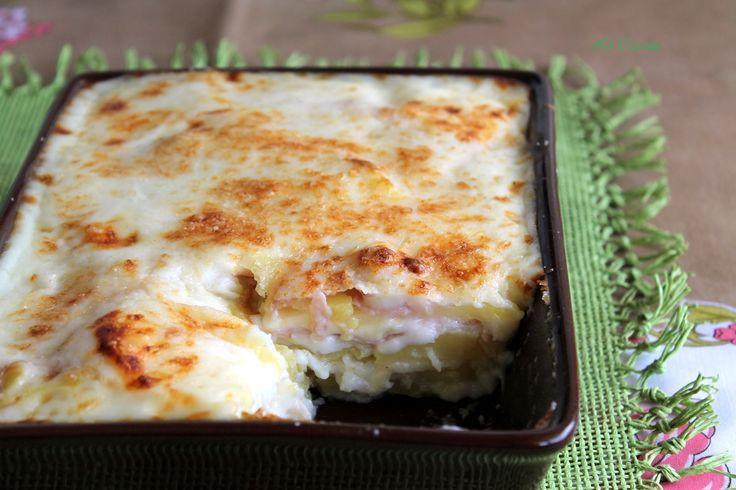 La Cassata: Pasticcio di patate