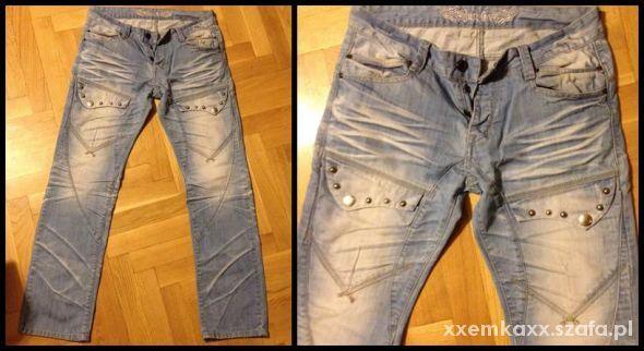 Spodnie męskie dżinsowe jeans rozmiar 32   Cena: 45,00 zł