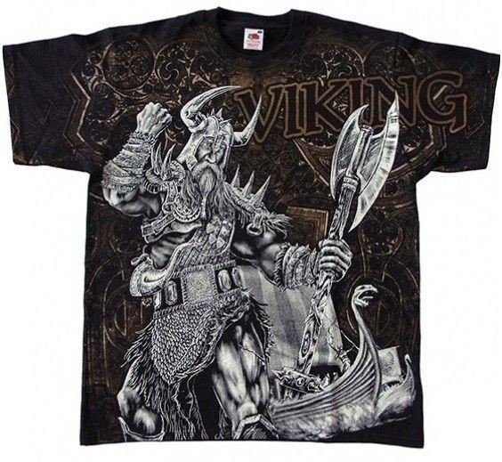 Viking Valhalla póló