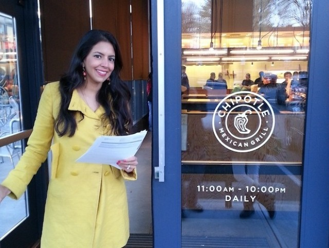 """Activist Blogger 'Food Babe"""" Scores Big Win With Chipotle. Three cheers for food transparency!"""