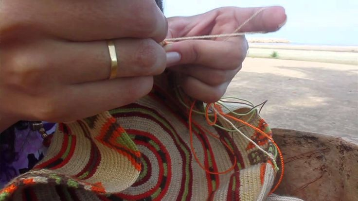 Mochila Wayuu corregida