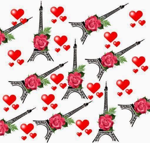 Unhas Decoradas com Torre Eiffel - IMAGENS DE ADESIVOS DE UNHAS