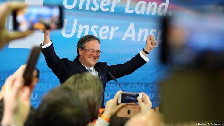 Wahl in NRW: Laschet zerstört die Hoffnungen der SPD   Aktuell Deutschland   DW.COM   14.05.2017