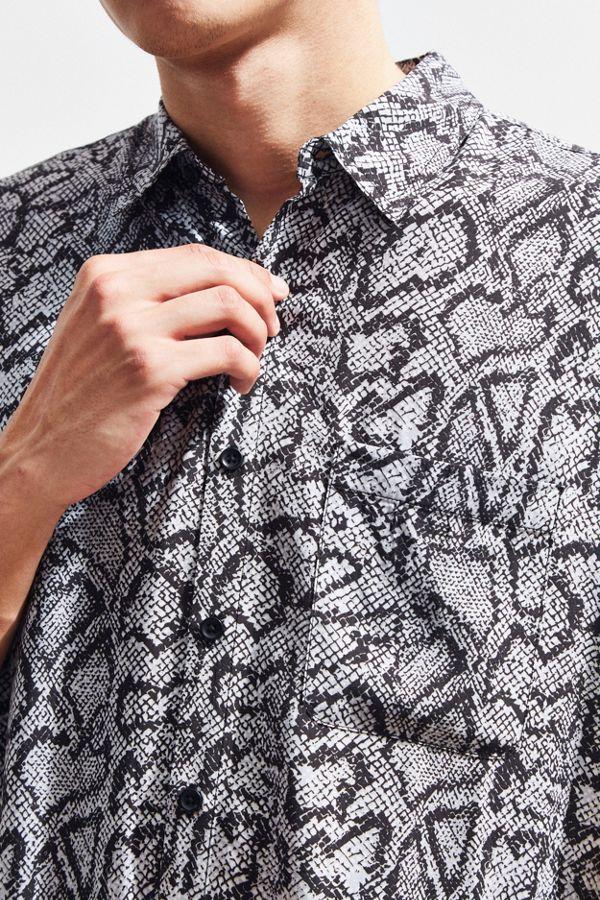 Snakeskin Costume Shirt