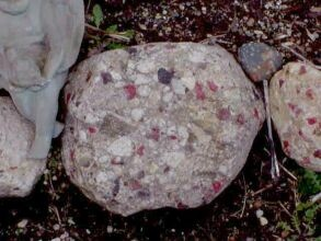 Puddin' stones. Love to find  when visiting the Upper Penninsula  of Michigan.