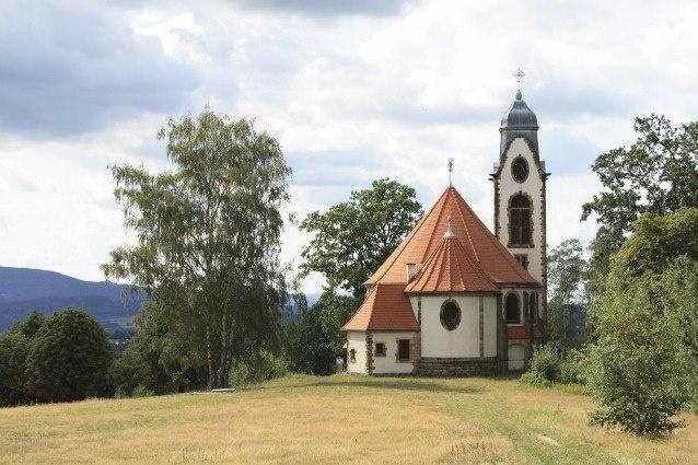 Liberec Catholic Church, Czech Republic