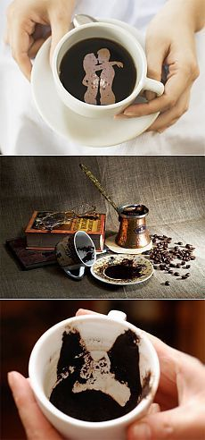 Гадание на кофе, а точнее - на кофейной гуще | Все о кофе