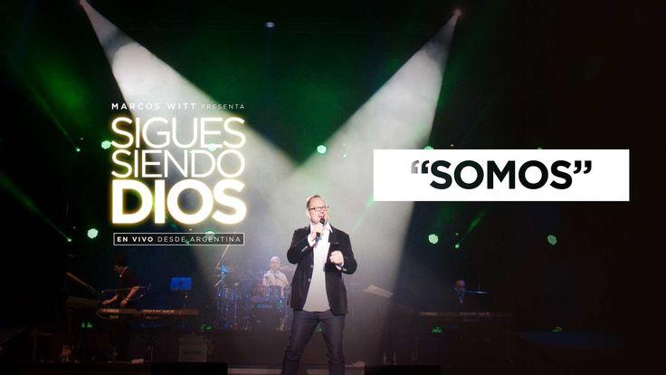 Radio Alabanza Digital: MARCOS WITT; presenta su nuevo vídeo SOMOS