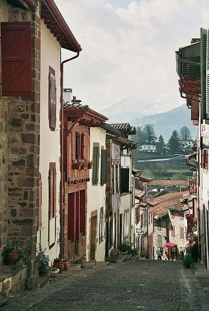 St. Jean-Pied-de-Port - Pays Basque