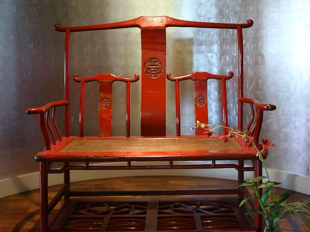 93 Best Images About Antique Hall Tree Benches On