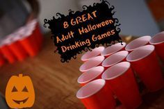 8 Halloween Drinking Games You Have to Try