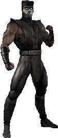 Mortal Kombat 4: Noob Saibot