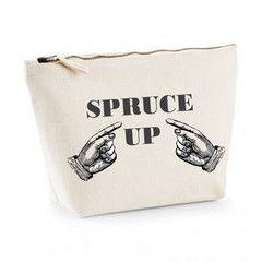 Spruce Up Mens Wash Bag