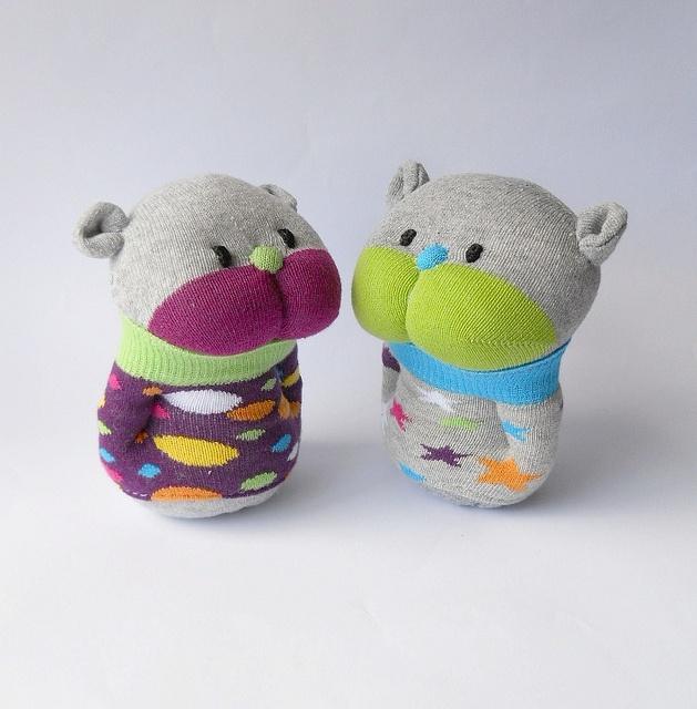 sock hamsters | Flickr - Photo Sharing!
