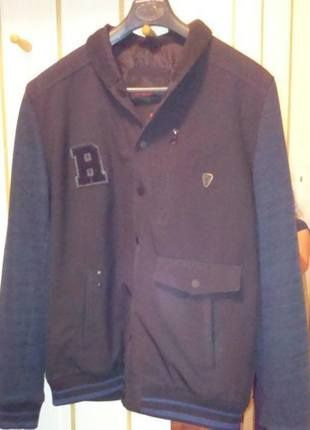 Kup mój przedmiot na #vintedpl http://www.vinted.pl/odziez-meska/kurtki-przejsciowe/10441142-czarna-kurtka-meska-reserved