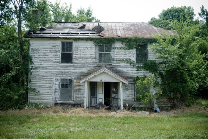 Abandoned Homes in North Carolina | An abandoned house in North Carolina - Into The Music - ABC Radio ...