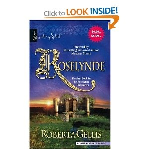 This series first turned me on to historical romance!