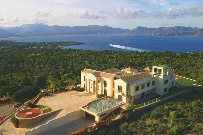 Holy S@#$. Cielo de Bonaire, $50 million euro house in Spain