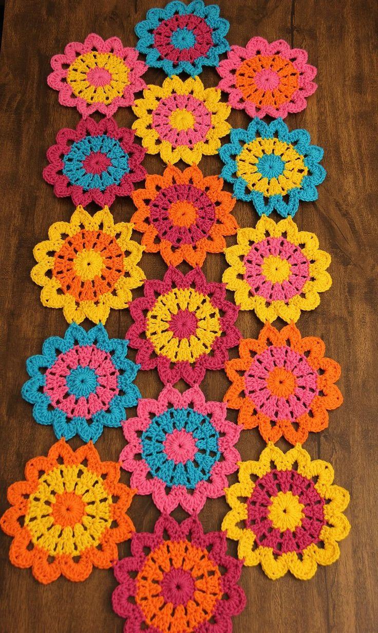 Receitas Círculo - Trilho Florido Maxcolor
