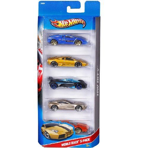 Hot Wheels World Race 5-Pack Hot Wheels http://www.amazon.com/dp/B00FBP43V6/ref=cm_sw_r_pi_dp_e9tZtb1JZ20GYWM1
