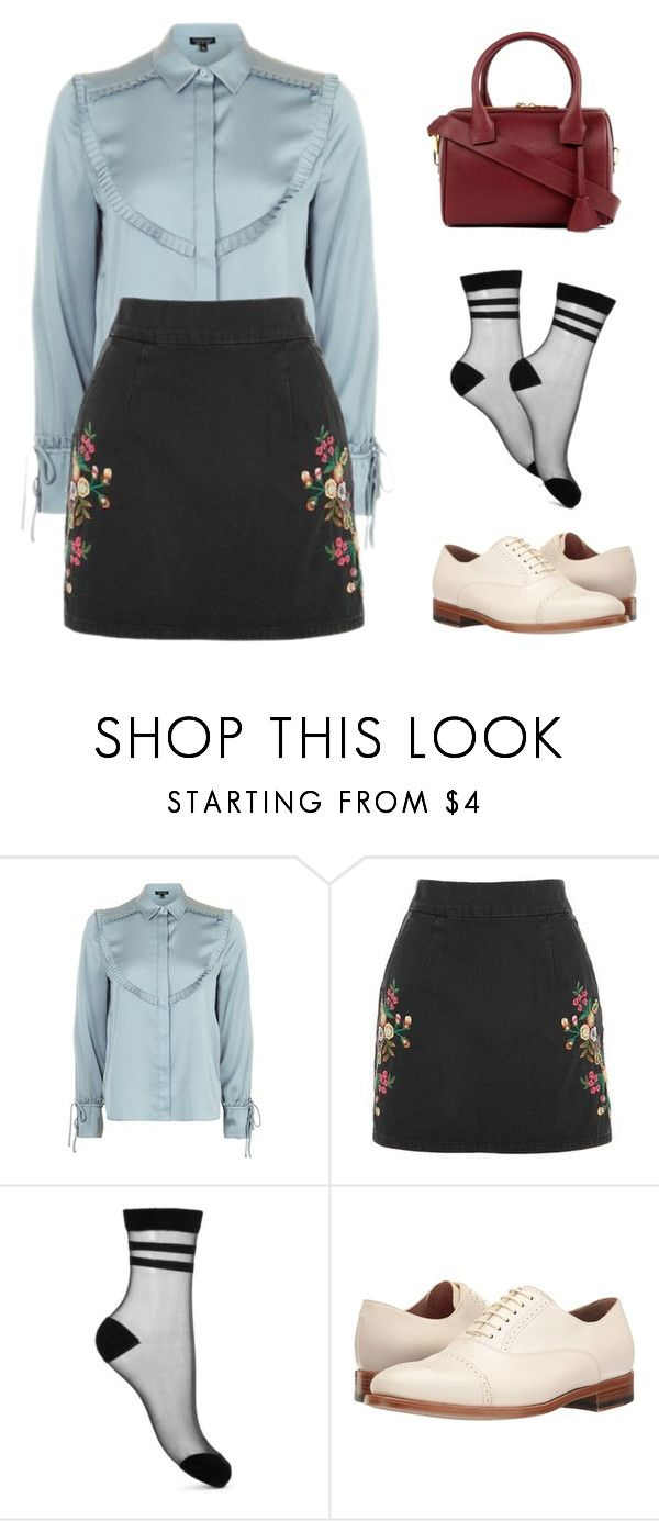 """#109"" by jadenacer ❤ liked on Polyvore featuring Topshop, Miss Selfridge, Paul Smith and Mon Purse"