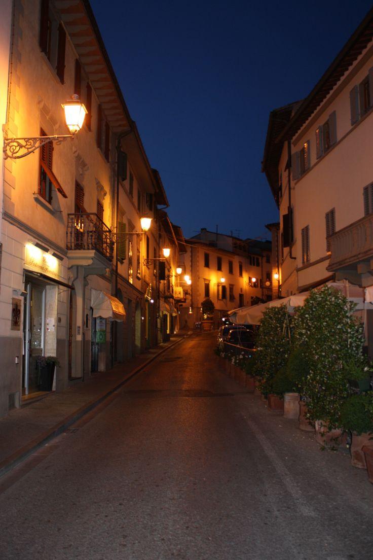 Montespertoli, Firenze, Toscana, Italia