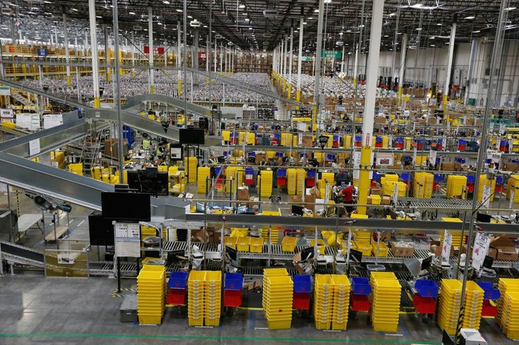 Is Logistics About To Get Amazon'ed? Logistics, Business