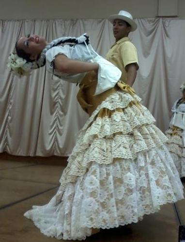 Campeche, Ballet Folklorico Mexico Lindo de Fort Worth, TX