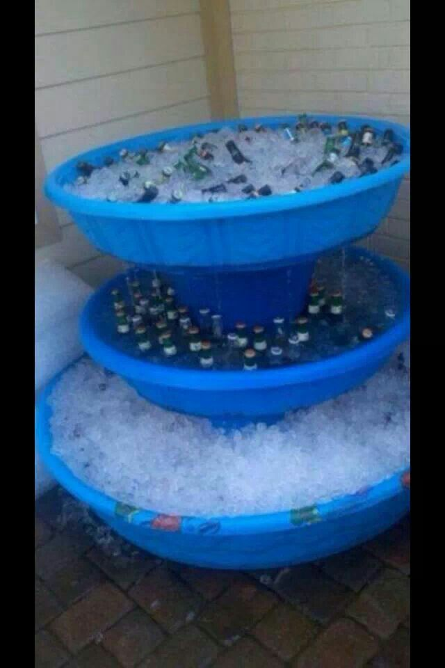 how to make a cooler livewell