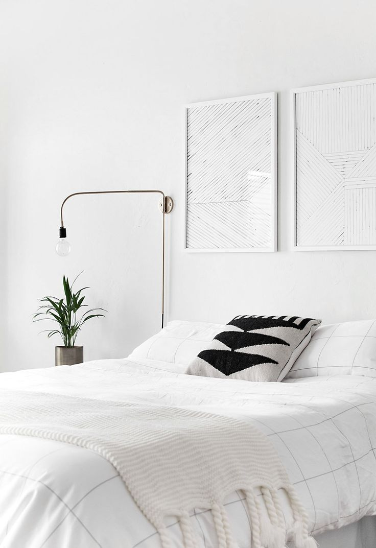 How to Achieve a Minimal Scandinavian Bedroom. 15 Must see Minimal Bedroom Pins   Plant decor  Plants indoor and