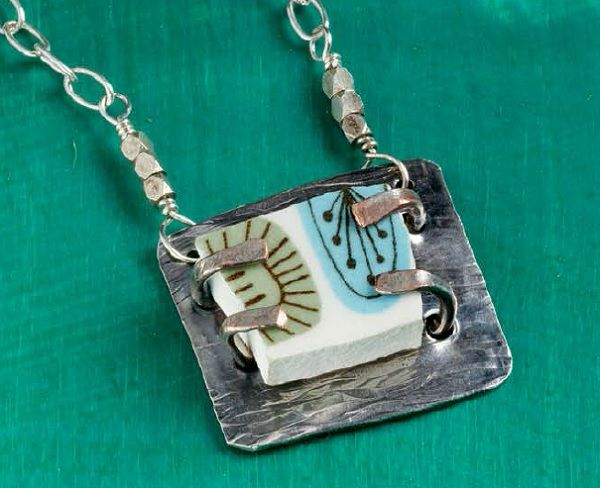 Improve your metal jewelry making with these eight helpful tips on stamping, patina, and more from expert wire and metal jewelry artist Denise Peck.