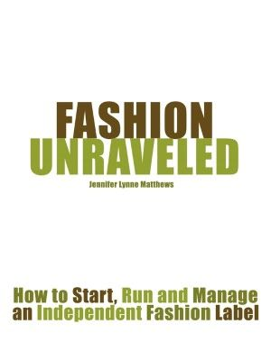 fashion unraveled, books