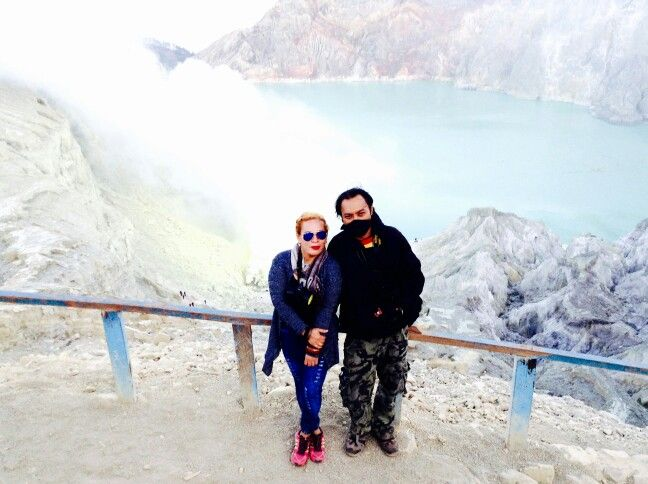 My experience on Ijen crater