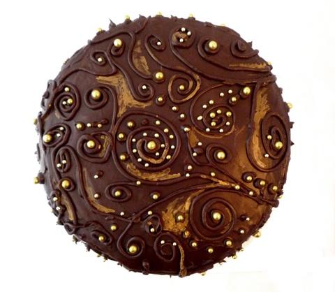 Over the top, decadent and beautiful Chocolate Cake #GoodCupcakesGood