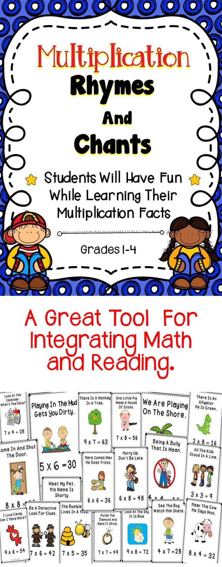 Best 25 multiplication tricks ideas on pinterest 9 times table multiplication rhymes and chants memorizing multiplication factsmultiplication gamestrikefo Gallery