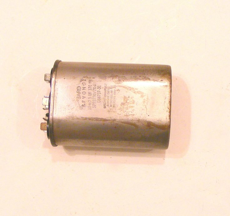 4388208 Amana Air Conditioner Capacitor