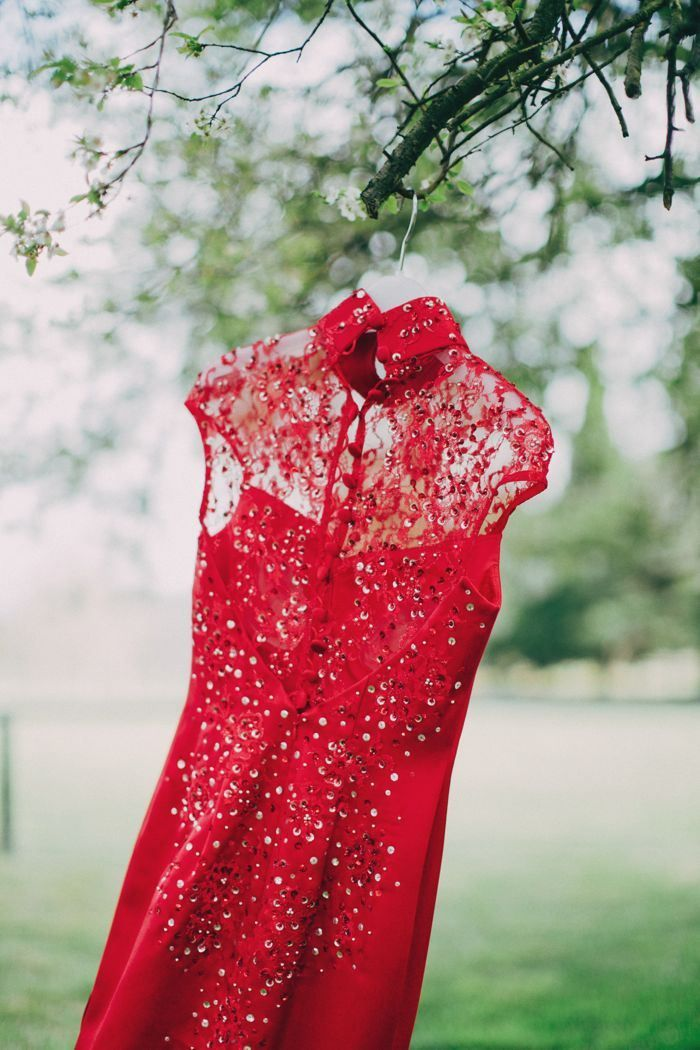 The Red Cheongsam | wllwproject