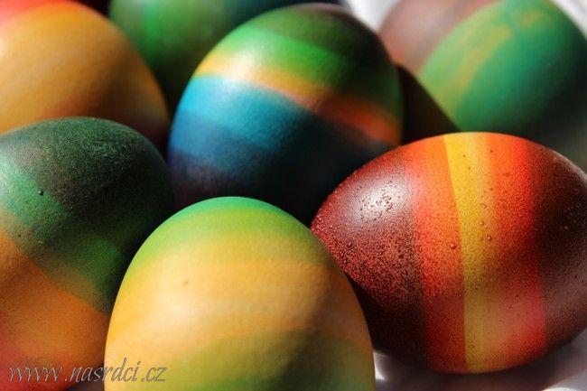 Velikonoční vajíčka | Na srdci