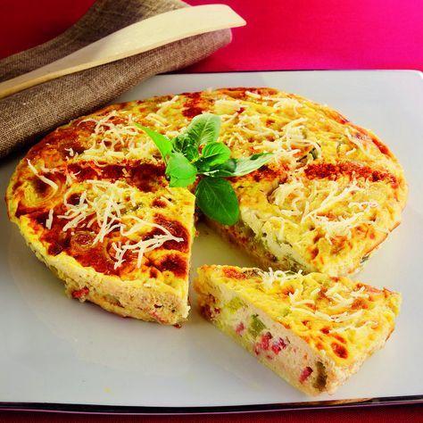 5 ProPoints // 6 SmartPoints Préparation : 15 min Cuisson : 52 min Repos (ou autre) : 0 min Parts: 6 Ingrédients 2 pièce(s) Oignon 600 g Poireau, (3 blancs de poireau) 1 cc Margarine végétale allégée 60% 3 œuf(s)