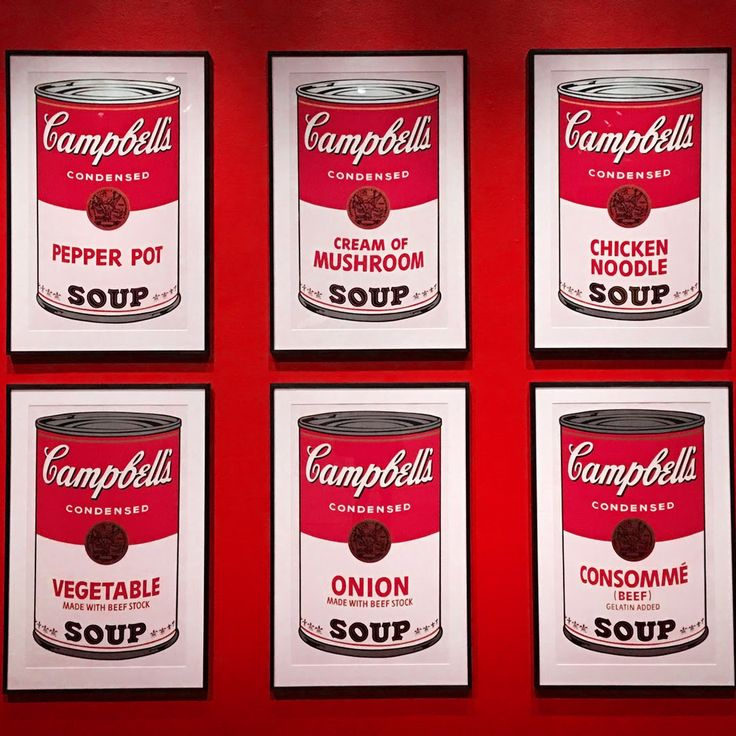 I loved this recent Andy Warhol exhibition in Portland. What a genius he was! #andywarhol #portlandart #tanyarochatart