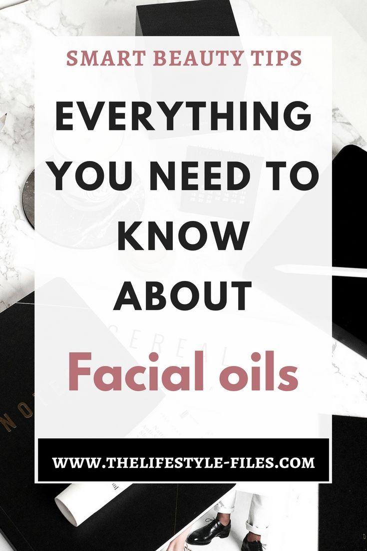 The ultimate guide to skin care oils skincare/ beauty tips / facial oils / self care