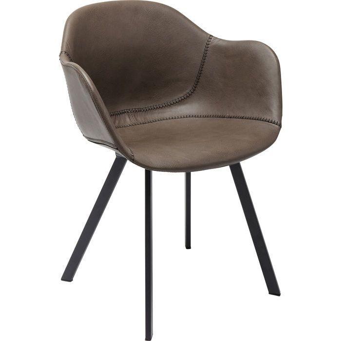 Armlehnstuhl Lounge Grau Kare Design Armlehnstuhl Kare Design Stuhle